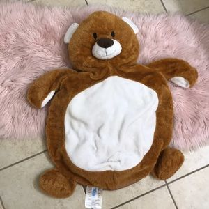 Plush Bear Mat